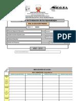 Registro v Ciclo 2013
