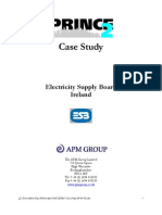 Case Study Electric Supply Board