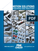 PBC Linear Motion Catalog