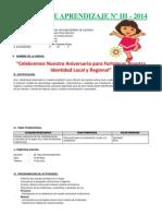 Unidad 3 Antonia Moreno - Ica - 5to