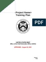 Training Plan Template.doc