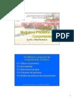 10.0 Medición y Predicción Del Comportamiento