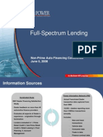 Full Spectrum Lending