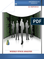 Stock to Watch Weekly 22sep2014