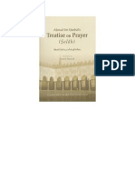 Ahmad Ibn Hanbal's Treatise on Prayer