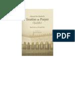 Ahmad Ibn Hanbal's Treatise on Prayer