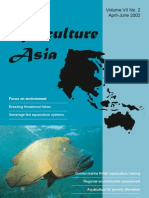 Aquaculture Asia April June 2002