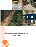 Environmental Issues of the Philippines