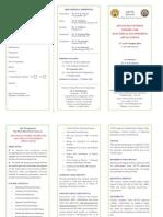 AICTE Brochure