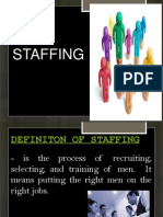 Staffing Lecture