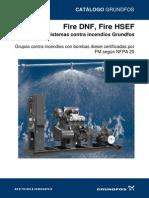 Contra Incendios Fire DNF HSEF Diesel Catalogo 0210