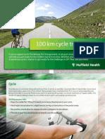 WFC Cycle Training Plan