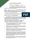 Sample Leaveandlicenseagreement-residential (1)