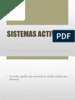 Sistemas Activos