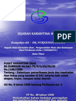 KARANTINA_Pertemuan2_Sejarah Karantina Ikan Lama