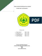Laporan Sistem Informasi Manajemen
