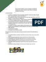 Ojasvita Product Profile