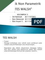 Statnon Tes Walsh