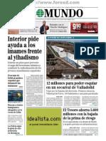 La España Del Despilfarro 01 - Pista de Esquí Seco de Villavieja