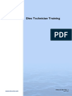 IMCA D 001, Apr 97, Rev 1 _ Dive Technician Training