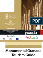 Monumental Granada Tourism Guide
