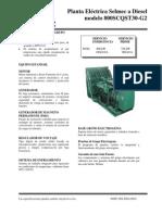 800scqst30-g2-Sel-804 Capacidad 800 Kw