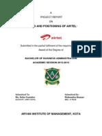 AIRTEL - Brand & Positioning