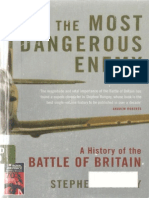 History of the Battle of Britain by Stephen Bungay