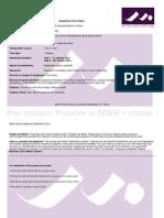 Music Events Management 2014
