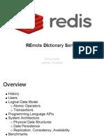Redis Presentation