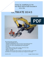 Ultimate 8043 Instructions Part 1