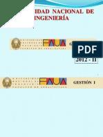 1.Proyectos de Inversión 2012-2