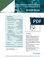 Tescom Series 44-2200