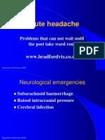 Acute Headache.ppt