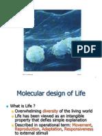 Molecular Design of Life-2014