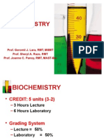 01 Introduction to Biochemsitry Part 1