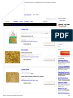 Rice Seeds Manufacturers,Rice Beej,Ada Pyasam Seeds Suppliers & Exporters