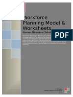 Workforce Planning Model