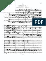 Bach - BGA - BWV 1052 Anhang