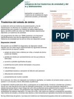 Tema 10 Correlatos Neuropsicologicos de Los Ttº de Iteriorizacion en La Infanciaç