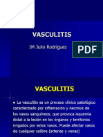 Vasculitis Julio