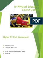 Higher Pe Powerpoint