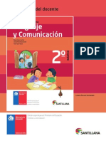 Lenguaje; Texto Del Profesor