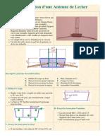 Fabbricazione Antenna Lecher