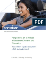 Accenture Auto Infotainment Online Version