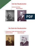 Streit Der Neudeutschen
