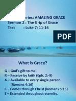 Amazing Grace 2 - The Grip of Grace
