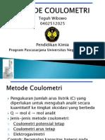 Metode Coulometri_teguh Wibowo