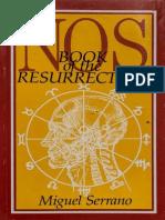 Miguel Serrano - NOS Book of the Resurrection
