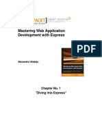 9781783981083_Mastering_Web_Application_Development_with_Express_Sample_Chapter